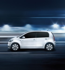 Volkswagen e-up